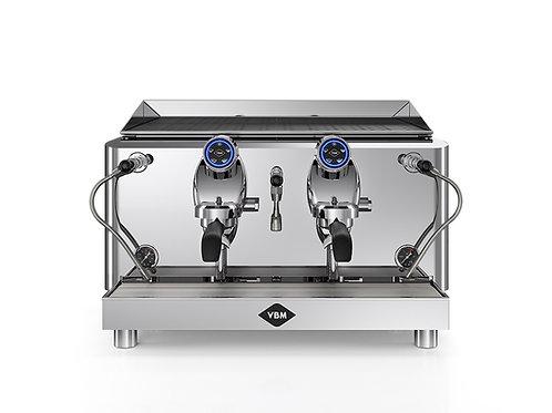 VBM Lollo 2 groups Electronica - Italian coffee machine