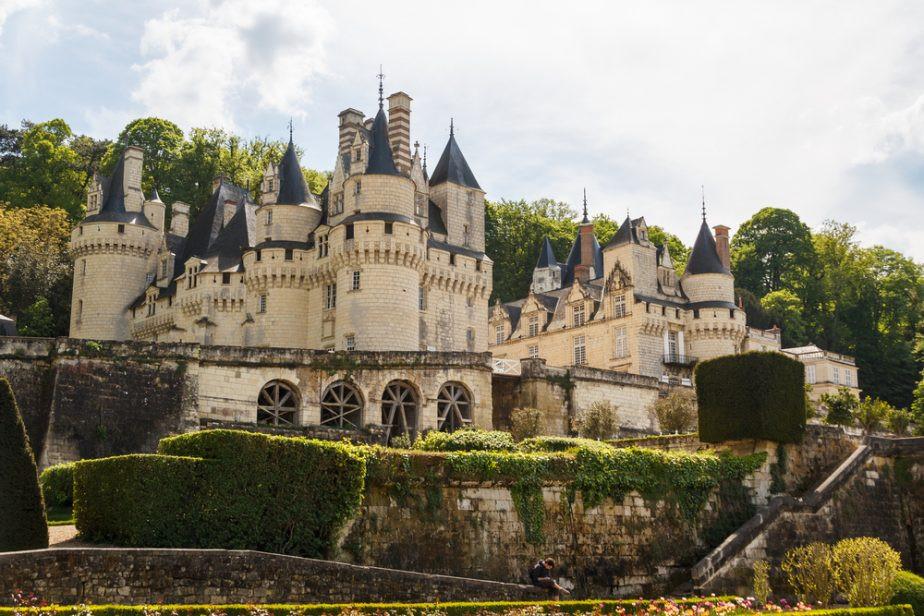 Château d'Usés Loire