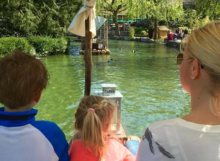 Vakantie Europapark, óók met kleine kinderen.