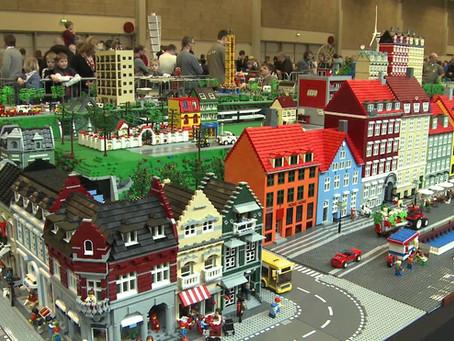 Dagje LEGO world met kids!