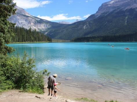 Minigids – Camper roadtrip door West Canada met kinderen