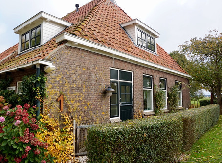 Vakantiehuis It Flinkeboskje in Friesland