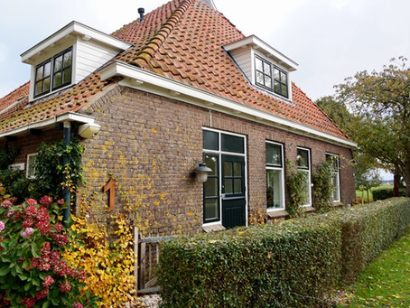 Vakantiehuis It Flinkeboskje in Friesland