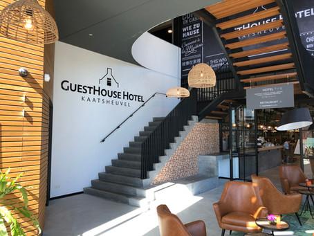 Kindvriendelijk overnachten bij het GuestHouse Hotel in Kaatsheuvel