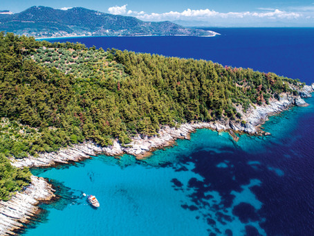 Thassos: kennis maken met het echte Griekenland, voor als het straks weer kan