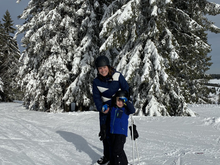 Wintersport met kinderen in het Zwarte Woud
