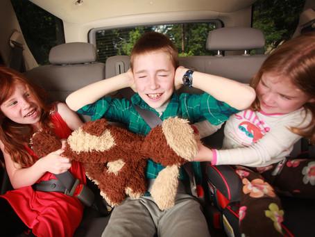 De voor en nadelen van reizen met kinderen