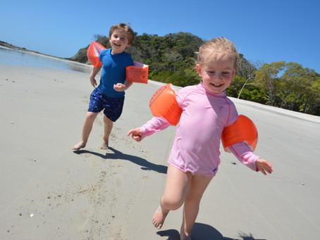 UV zwemkleding voor kinderen