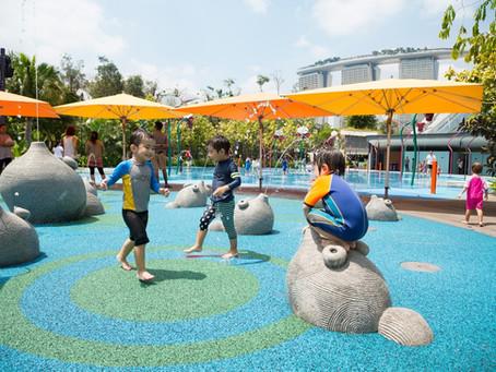 Minigids – Singapore met kinderen