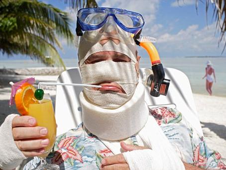 Ziek tijdens vakantie! Wat nu?