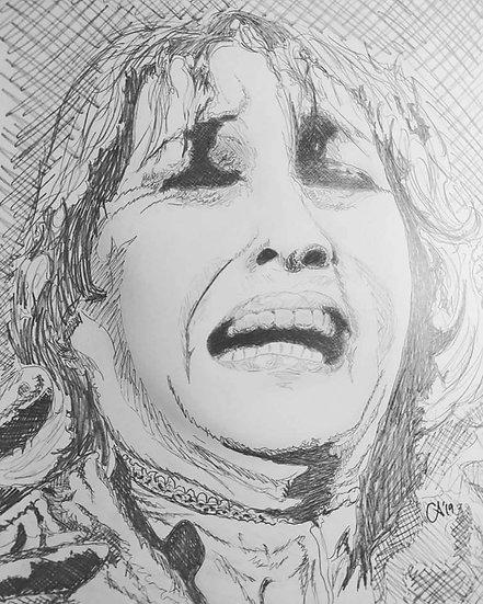 Helga Ulmann - Dario Argento's Deep Red (1975)
