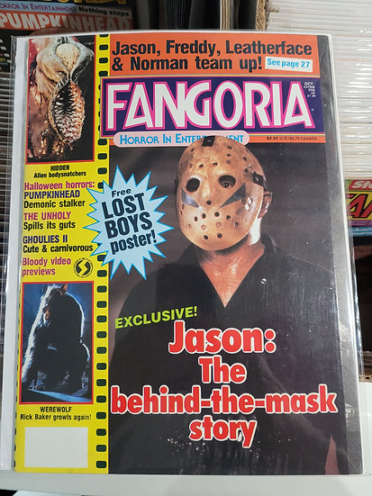 More Jason mayhem with part 5 coverage!