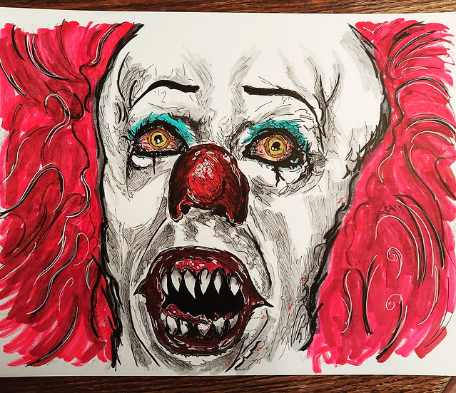 Pennywise, Tim Curry.