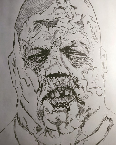 The New York Zombie - Lucio Fulci's Zombie (1979)