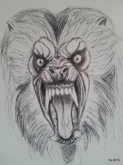 David Kessler (Version 2) - An American Werewolf in London (1981)