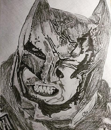 Batman as portrayed by Ben Affleck in Batman v Superman: Dawn of Justice (2016