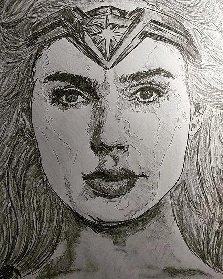 Diana of Themyscira - Wonder Woman (2017)