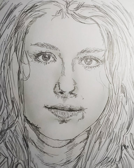 Jewel Staite, as seen in the Firefly series