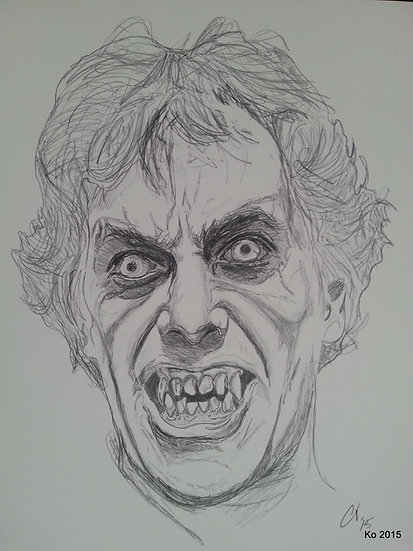 David Kessler #1 - An American Werewolf in London (1981)