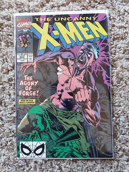 X-Men 263