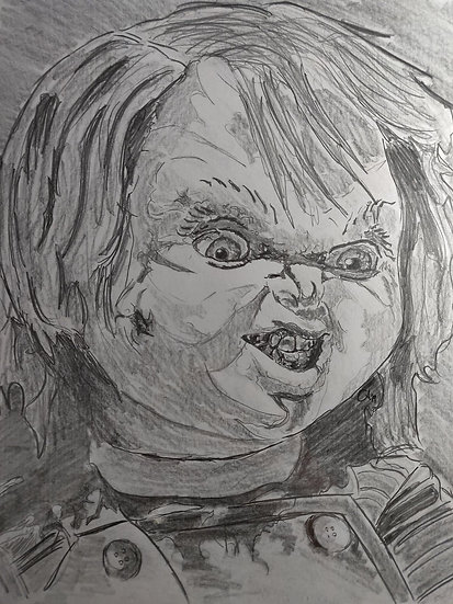 Chucky as portrayed in Child's Play II (1990)