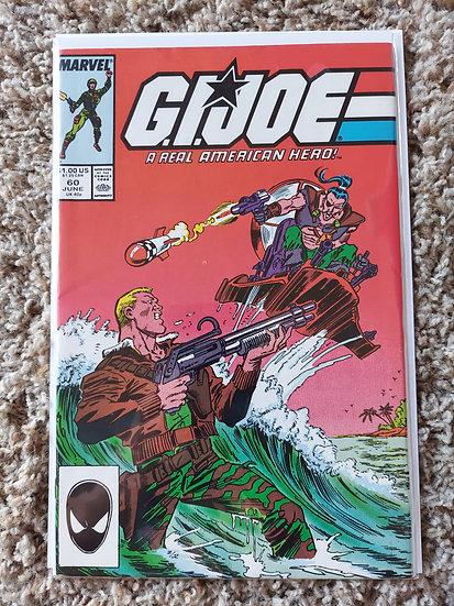G. I. JOE  BUNDLE (includes MacFarlane art in #60!)