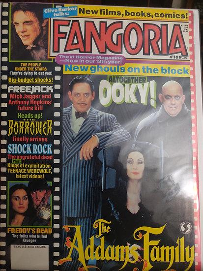 Fangoria #109