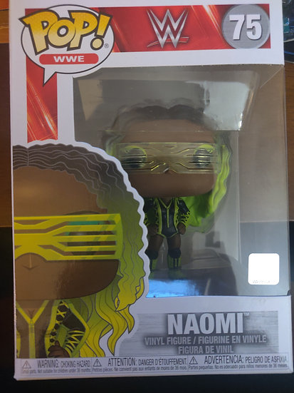 Naomi Funko Pop