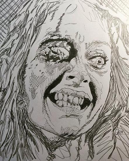 Mrs. Menard - Lucio Fulci's Zombie (1979)