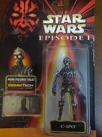 C-3PO (skinless!)
