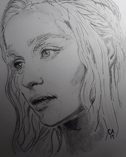 Daenerys Targaryen - A Game of Thrones series