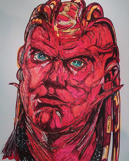 Peloquin, Clive Barker's Nightbreed.