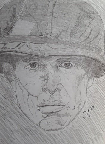 Sergeant Barnes - Platoon (1986)