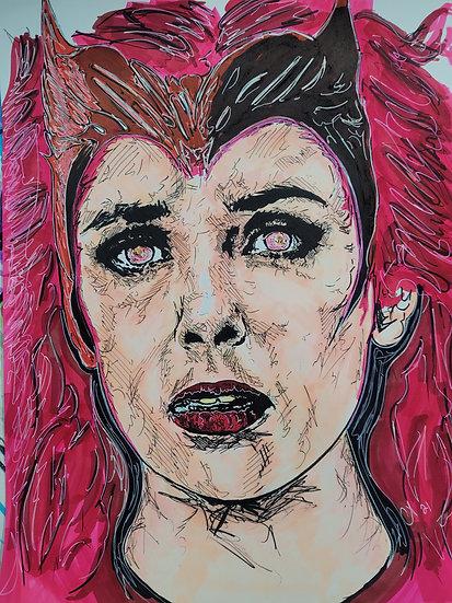 The Scarlett Witch