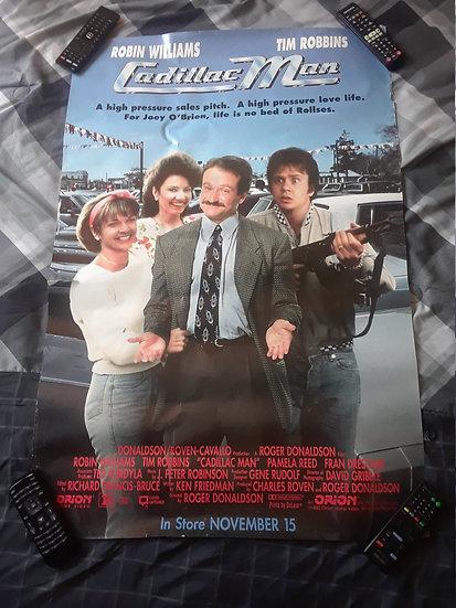 Cadillac Man (1990) Vintage Movie Poster