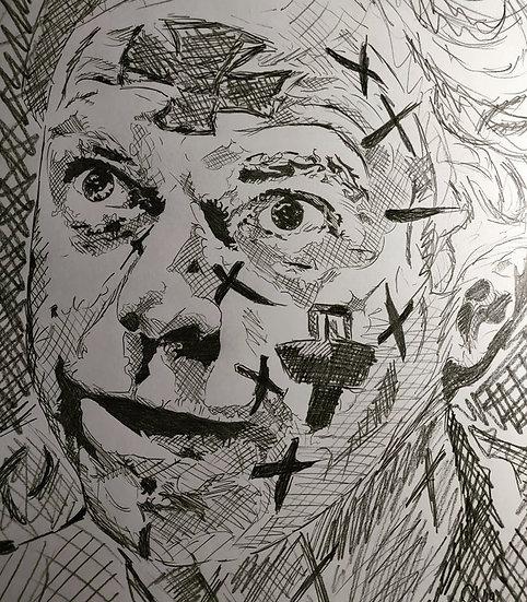 John Trent - Sam Neill - John Carpenter's In the Mouth of Madness (1994)