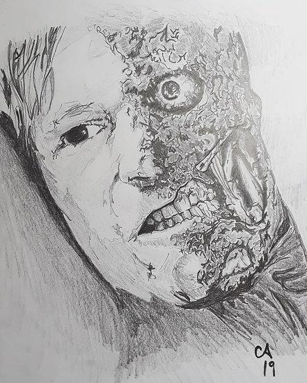 Two-Face/Harvey Dent - The Dark Knight (2008)