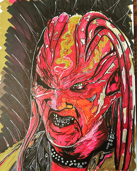 Peloquin, clive barkers Nightbreed
