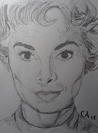 Marion Crane - Psycho (1960)