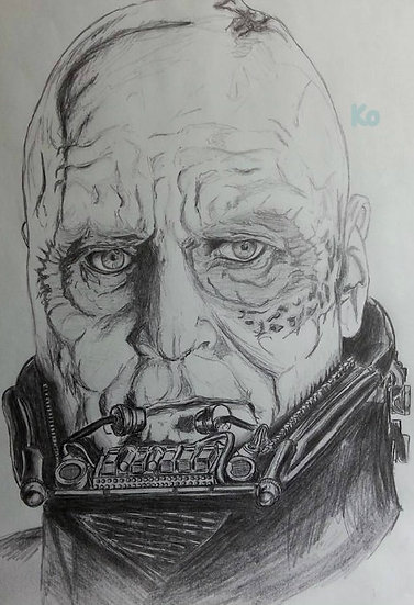 Darth Vader - Star Wars: Return of the Jedi (1983)