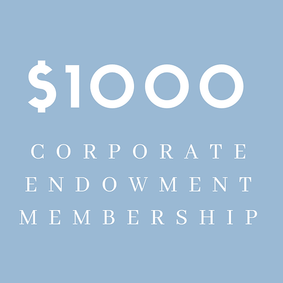 Corporate Endowment Membership