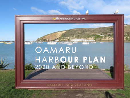 Oral Submission – Draft Oamaru Harbour Plan – 2020 and Beyond