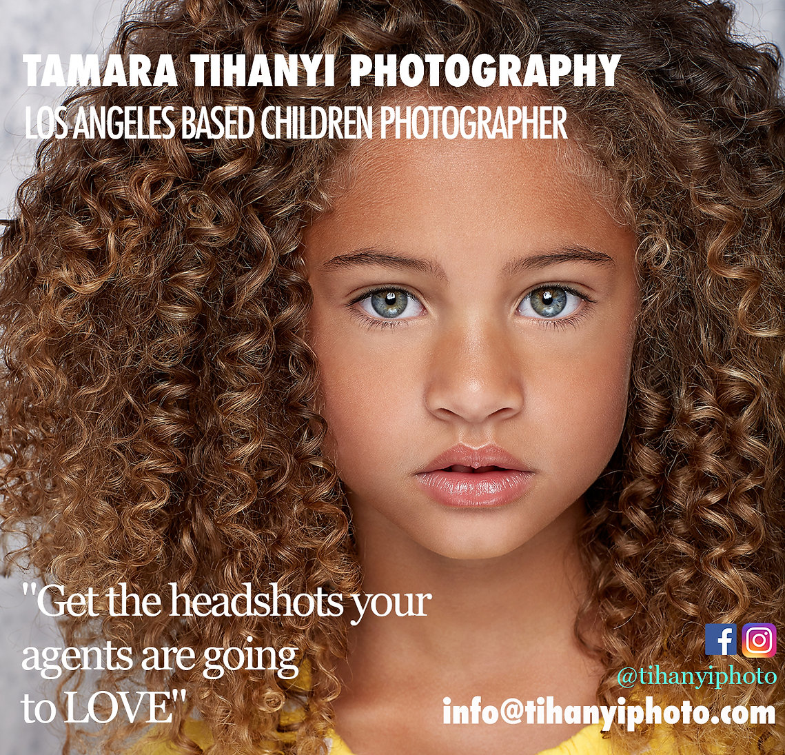 Tamara Tihanyi Los Angeles Children Photographer