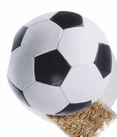 1014-5 Biglietto semi forma pallone calcio