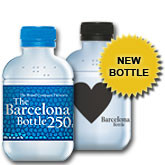 Bottiglietta aqua 25 ml
