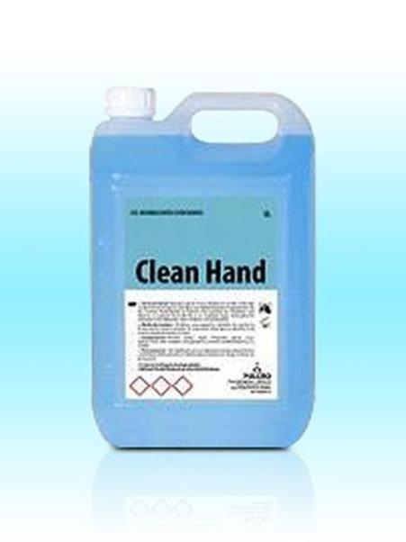 CLEAN HAND GARRAFA 5L ( GEL HIDRO ALCOHÓLICO)