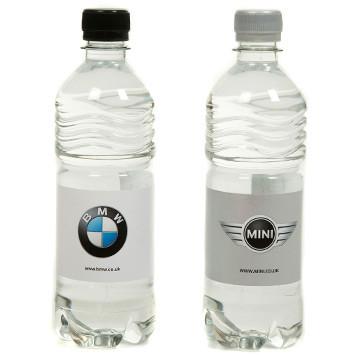 Bottiglietta aqua 50 ml