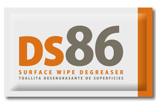 TOALLITA DESENGRASANTE DE SUPERFICIES DS86