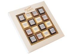 Box 16 logo cioccolatini