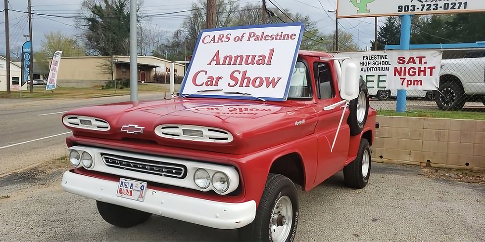 36th Annual Cars of Palestine Carshow